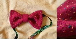 Cherubic ❄ Felt Sprinkle Bow Tie ❄ 9