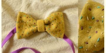 Cherubic ❄ Felt Sprinkle Bow Tie ❄ 11