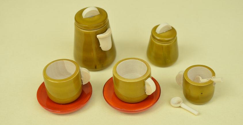 Etikoppaka ⛄ Tea sets ⛄ 6