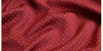 Mashru Fabric { Silk+Cotton } ~ { 4 } { Per meter }