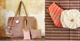 Koi ⚹ Cotton Bag . Pouch . Mobile Pouch ⚹ 5
