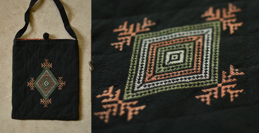 Treasure Trove ♠ Embroidered Bag ~ 21
