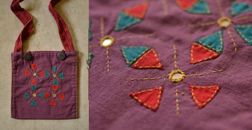 Treasure Trove ♠ Embroidered Bag ~ 22