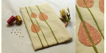 A Garden To Keep ✽ Aari Embroidered . Pouch ✽ 21