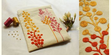 A Garden To Keep ✽ Aari Embroidered . Pouch ✽ 22