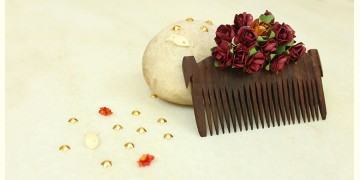 A Garden To Keep ✽ Wooden Comb ✽ 8