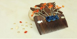 A Garden To Keep ✽ Wooden Comb ✽ 10