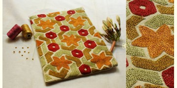 A Garden To Keep ✽ Aari Embroidered . Pouch ✽ 24