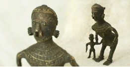 Ormolu ✺ Dhokra Tribal Women { 7 }