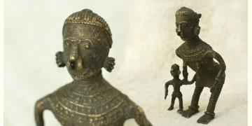 Ormolu ✺ Dhokra Tribal Women { 7 }