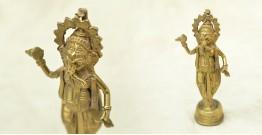 Ormolu ✺ Dhokra Ganesha { 10 }