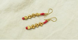 Ormolu ✺ Dhokra Earrings { 14 }