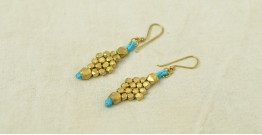 Ormolu ✺ Dhokra Earrings { 16 }