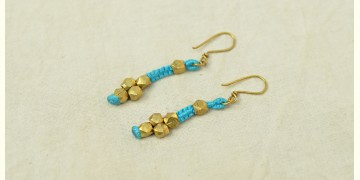 Ormolu ✺ Dhokra Earrings { 17 }