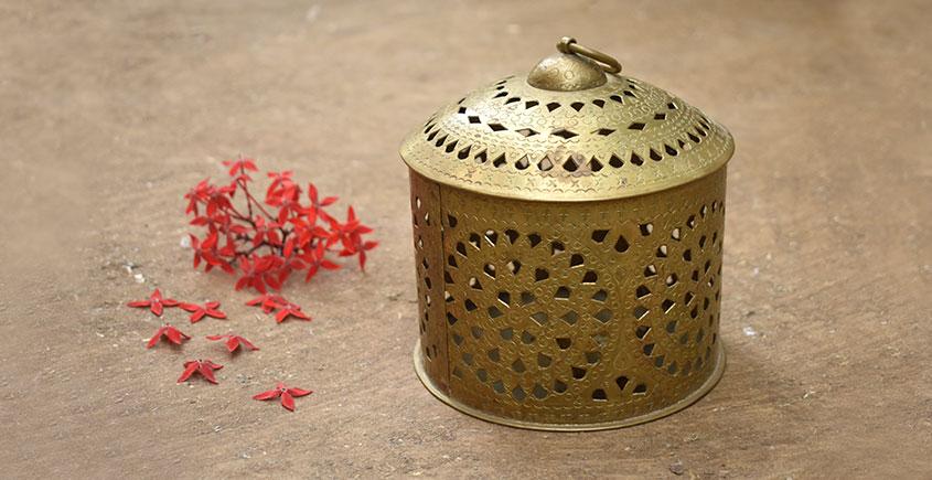 Ahar ✽ Brass ~ Akhand Jyot