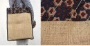 Getting carried away ~ Handmade Jute bag ~ 2