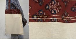 Getting carried away ~ Handmade Cotton Bag ~ 5