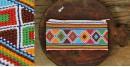 Tribal trails  ~ Bead Purse * 10 *