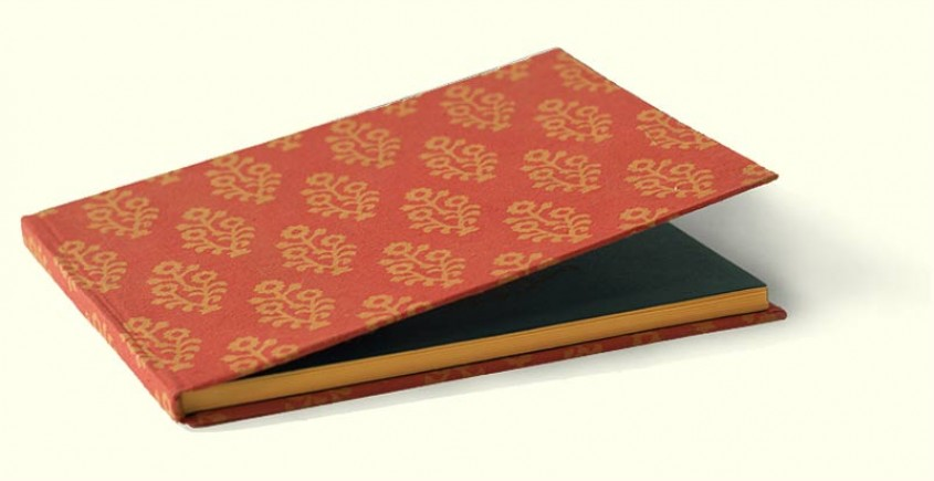 Gamthi Print Diary  ~ Hardbound  & Ruled pages II