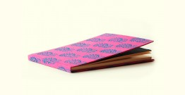 Gamthi Print Diary  ~ Hardbound  & Ruled pages