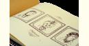 Mashru Striped~ruled yellow pages