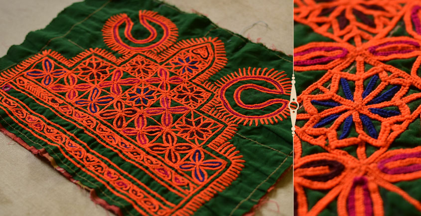 Pieces of Sindh ❂ Hand Embroidered Antique Pieces ❂ 54
