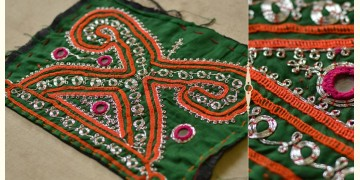 Pieces of Sindh ❂ Hand Embroidered Antique Pieces ❂ 66