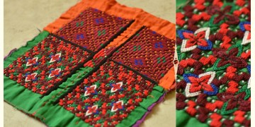 Pieces of Sindh ❂ Hand Embroidered Antique Pieces ❂ 84