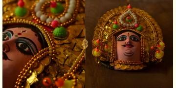 Chhau Mask : E