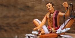 गुड़ियावाला ❤ Clay Dolls ❤  Fish Seller
