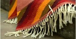 Woolen rugs ~ Lanes of Paddy(4'X6')