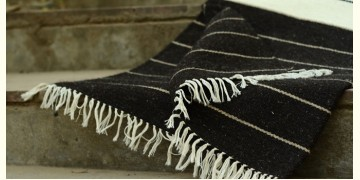 Woolen rugs ~ Lanes of fences (4'X6')