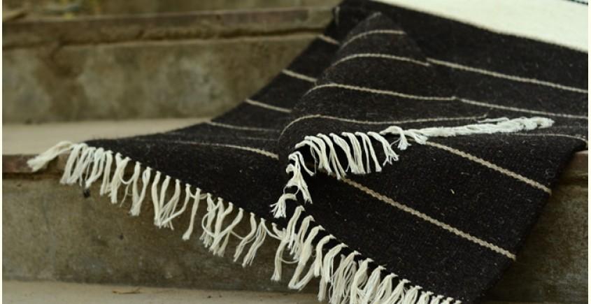 Woolen rugs ~ Lanes of fences (4X6)