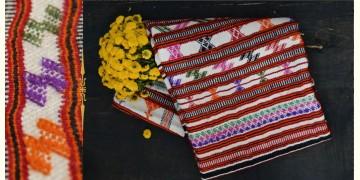 Unni ☕ Handwoven Woolen Shawl . 12