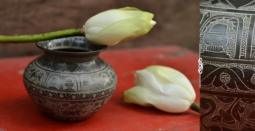 Antiquities from Khajuraho ✳ Lota - Siva . Krishna ✳ 1