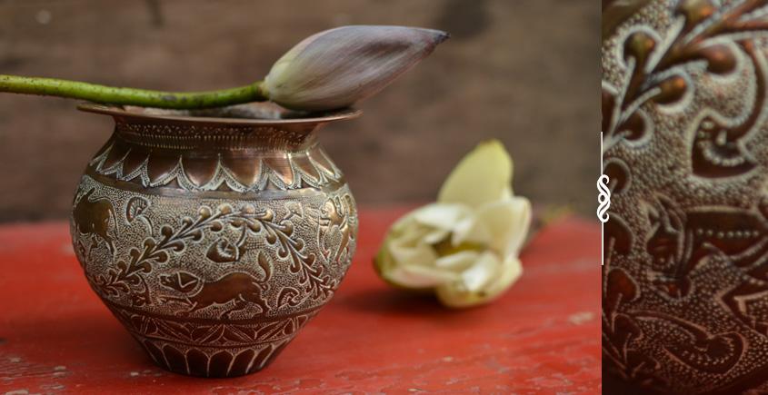 Antiquities from Khajuraho ✳ Lota - Tamba  ✳ 19