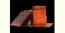 Coaster set ~ Leather
