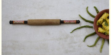 Rangavali ✼ Kutch rolling pin ✼ { 15 }