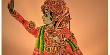 Leather Puppets ✪ Ramachandra { 14 }