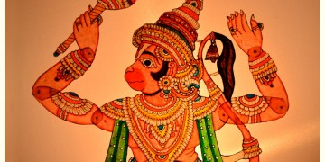 Leather Puppets ✪ Anjaneya { 30 }