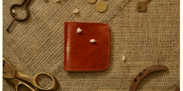 Itsy-bitsy! ❖ Kutchi Leather Purse { 13 }
