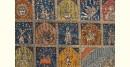 Sacred cloth of the Goddess - 4 ( 36 X 26 )