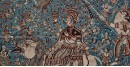 Sacred cloth of the Goddess - 1 ( 46 X 30 )