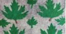 Kashmiri Namda ~ Chinar leaves (3 X 23)
