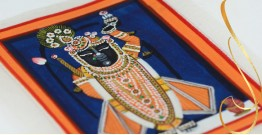 Miniature painting ~ Srinath ji ~ { 11 }