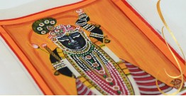 Miniature painting ~ Srinath ji ~ { 13 }