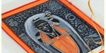 Miniature painting ~ Srinath ji ~ { 14 }