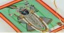 Miniature painting ~ Srinath ji ~ { 15 }
