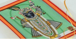Miniature painting ~ Srinath ji ~ { 15 }