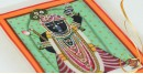 Miniature painting ~ Srinath ji ~ { 16 }
